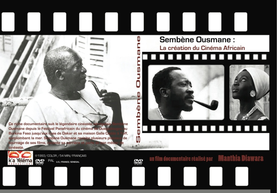 Image result for Ousmane Sembène